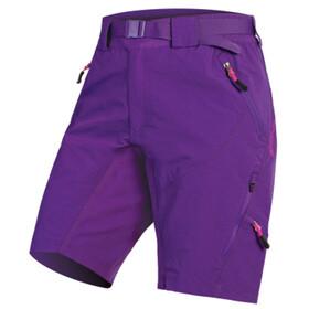 Endura Hummvee II - Bas de cyclisme Femme - violet